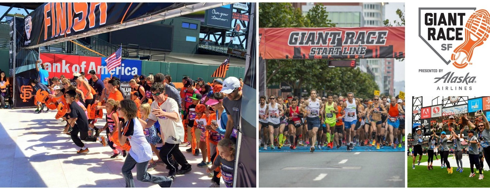 2019 San Francisco Giant Race